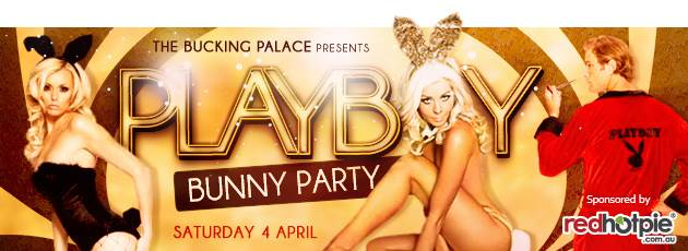 Playboy Bunny Party