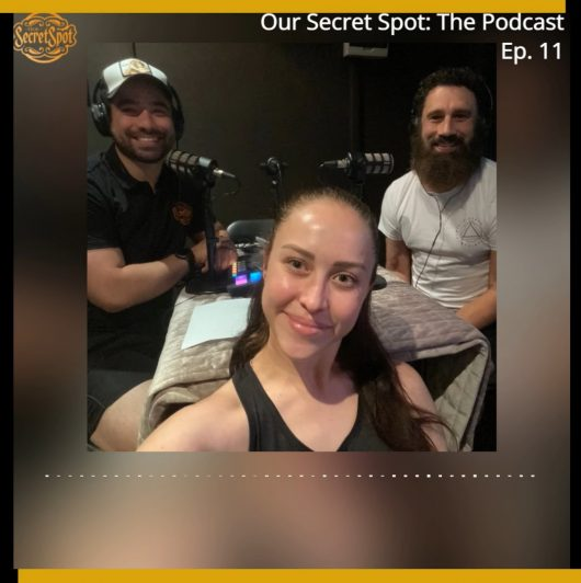 Squirting swingers club podcast episode